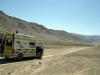 Ambulance on the Mongol Rally