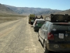 Convoy on the Mongol Rally