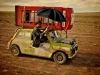 Mini on the Mongol Rally