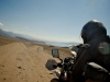 Motorbike on the Mongol Rally