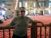 Nick in the Blue Mosque
