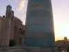 Khiva sunset